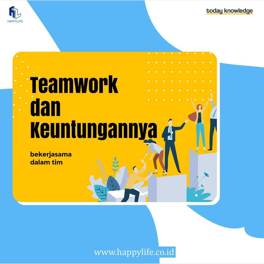 teamwork dan keuntungannya